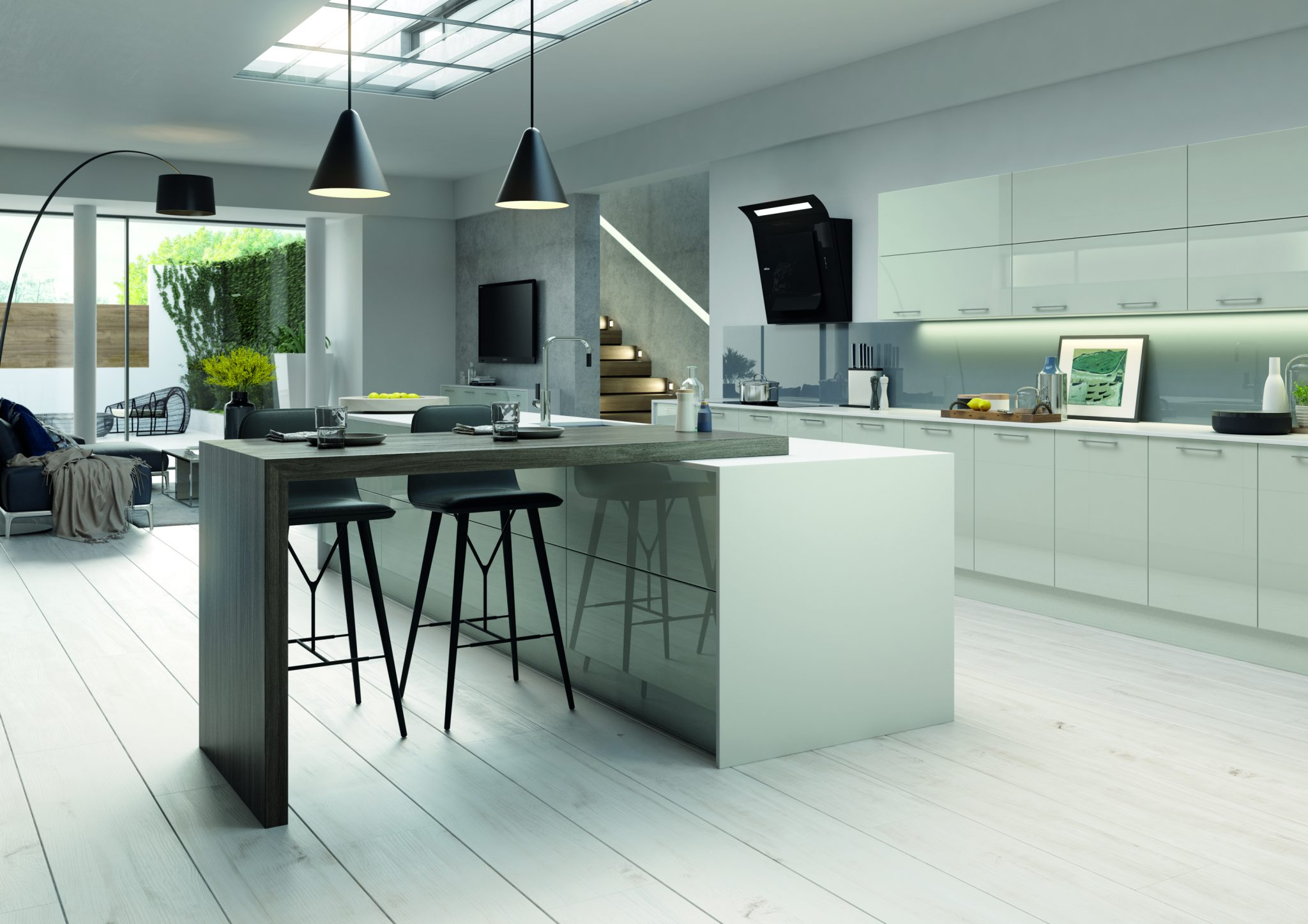 Modern Kitchens - MLS Kitchens