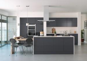 darker kitchen cabinets