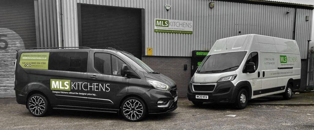MLS Kitchens Manchester Vans